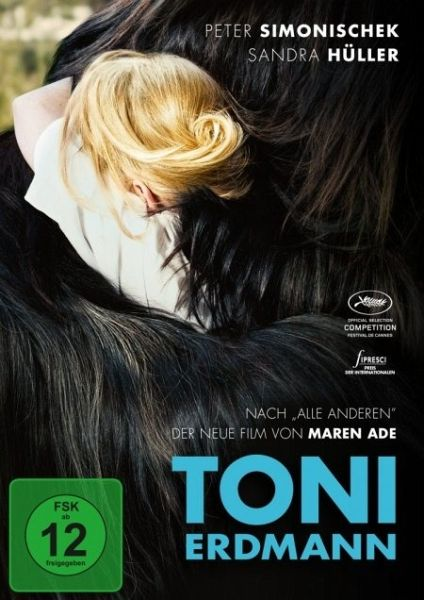 Toni Erdmann - Sandra Hüller/Peter Schimonischek