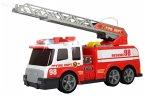 Dickie Toys 203308358 - Action Series Fire Brigade, Feuerwehrauto, 39 cm