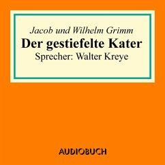 Der gestiefelte Kater (MP3-Download) - Grimm, Jacob; Grimm, Wilhelm