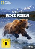 National Geographic - Wildes Amerika (5 Discs)