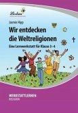 Wir entdecken die Weltreligionen, 1 CD-ROM