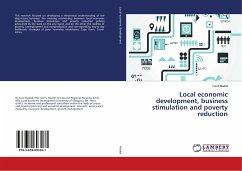Local economic development, business stimulation and poverty reduction