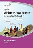 Wir lernen Jesus kennen, 1 CD-ROM