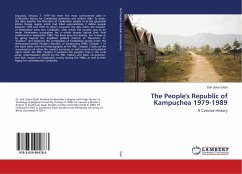 The People's Republic of Kampuchea 1979-1989