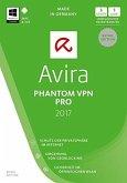 Avira Phantom VPN Pro 2017 (1 User/3 Geräte/1 Jahr)