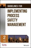 Guidelines for Implementing Process Safety Management (eBook, PDF)