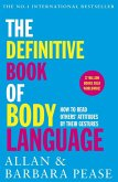 The Definitive Book of Body Language (eBook, ePUB)