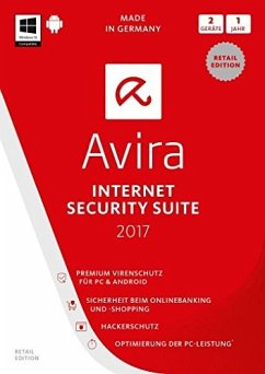 Avira Internet Security Suite 2017-2 Geräte