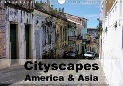 Cityscapes - America & Asia 2017