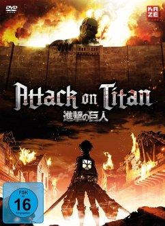Attack on Titan - Box 1 (Limited Edition)