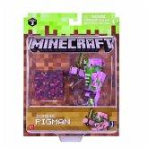 Minecraft - Sammelfigur - Zombie Pigman mit Accessoire
