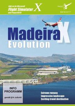 Flight Simulator X (FSX) - Madeira X Evolution (Addon)