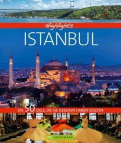 Highlights Istanbul (Mängelexemplar) - Frei, Franz M.; Verigou, Klio