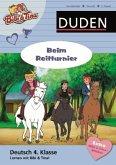 Deutsch 4. Klasse - Bibi & Tina - Beim Reitturnier (Mängelexemplar)