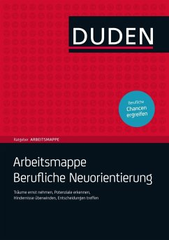 Arbeitsmappe Berufliche Neuorientierung (Mängel...