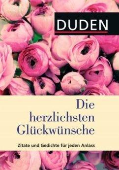 Duden - Die herzlichsten Glückwünsche (Mängelex...