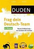 Duden Frag dein Deutsch-Team, 6. Klasse (Mängelexemplar)