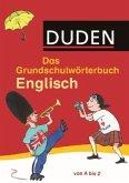 Duden Das Grundschulwörterbuch Englisch von A bis Z (Mängelexemplar)