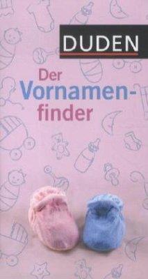 Duden Der Vornamenfinder (Mängelexemplar) - Kohlheim, Rosa; Kohlheim, Volker