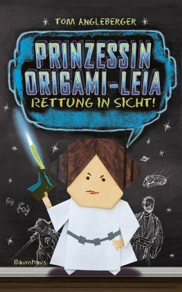 Buch-Reihe Origami Yoda von Tom Angleberger