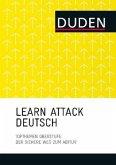 LEARN ATTACK Deutsch (Mängelexemplar)