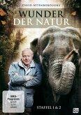 Wunder der Natur - Staffel 1&2 DVD-Box