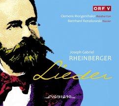 Lieder - Morgenthaler,Clemens/Renzikowski,Bernhard