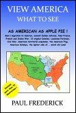 View America: As American as Apple Pie (eBook, ePUB)