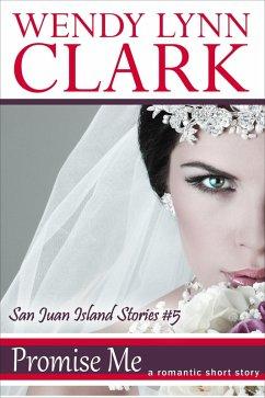 Promise Me: A Romantic Short Story (San Juan Island Stories #5)