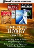 Find Your Hobby Box Set (eBook, ePUB)