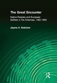 The Great Encounter (eBook, ePUB) - Sokolow, Jayme A.