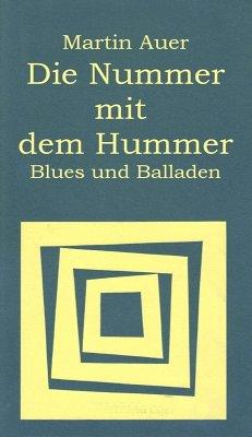 Die Nummer mit dem Hummer: Blues und Balladen (eBook, ePUB) - Auer, Martin