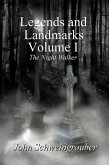Legends and Landmarks, Volume I: The Night Walker (eBook, ePUB)