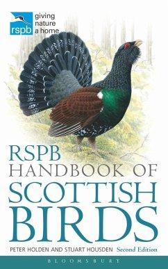 RSPB Handbook of Scottish Birds (eBook, PDF) - Holden, Peter; Housden, Stuart