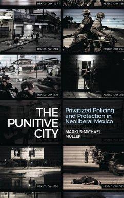 The Punitive City (eBook, ePUB) - Müller, Markus-Michael