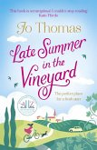 Late Summer in the Vineyard (eBook, ePUB)