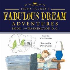 Timmy Tucker's Fabulous Dream Adventures: Book 1-Washington D.C.