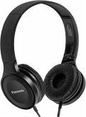 Panasonic RP-HF100ME-K On-Ear Kopfhörer schwarz