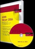 NWB Steuer 2016, CD-ROM