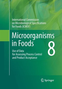 Microorganisms in Foods 8 - International Commission on Microbiological Specifications for Foods