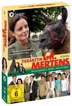 Tierärztin Dr. Mertens - Die komplette 3. Staff...