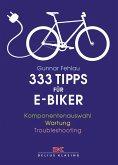 333 Tipps für E-Biker (eBook, ePUB)