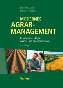 Modernes Agrarmanagement (eBook, PDF)