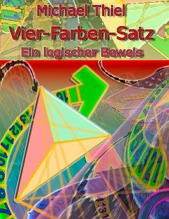 Vier-Farben-Satz - Thiel, Michael