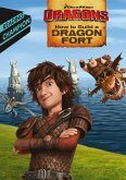 How to Train Your Dragon TV: How to Build a Dragon Fort
