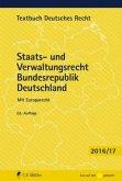 Staats- und Verwaltungsrecht Bundesrepublik Deutschland 2016/17