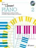 À vous de jouer! pour Piano, m. Audio-CD