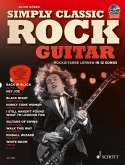 Simply Classic Rock Guitar, m. MP3-CD