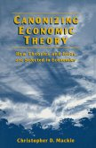 Canonizing Economic Theory (eBook, ePUB)