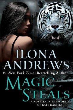Magic Steals (eBook, ePUB)